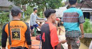 Partai Ini Serentak Beri Bantuan Banjir Di Beberapa Wilayah