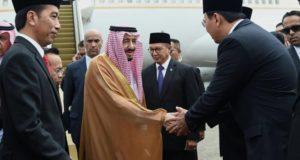 Raja Salman Ramah Tamah Bareng Ulama, Apakah Ada Habib Rizieq Didalamnya?