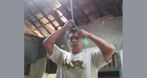 Unggah Video Gantung Diri, Ditemukan Anaknya Setelah Jadi Mayat