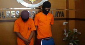 Dua Pelaku Pencabulan Anak Dibawah Umur Dibekuk Polisi