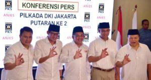 Unggul Di Exit Poll, Anis-Sandi Diprediksi Menang Hingga Real Count
