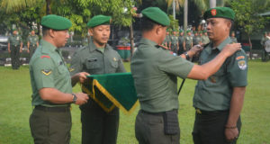 183 Prajurit Korem 051/Wkt Naik Pangkat