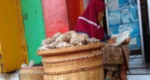 Dalam Jangka Dua Hari, Harga Bawang Putih Melambung Tinggi