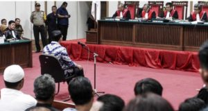 Kasus Penistaan Agama, Ahok Divonis 2 Tahun Penjara