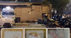 Ledakan Kampung Malayu, Ada Anggota Tubuh Berceceran