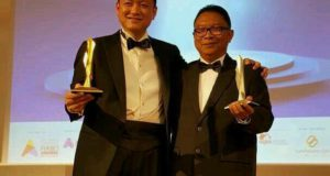 SMB Raih World Gold Winner