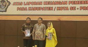 2016 Gagal, 2017 Kota Cirebon Raih WTP Dari BPK