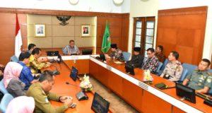 Walikota Cimahi Diberhentikan Sementara
