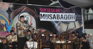 1252 Peserta Ikuti Musabaqoh Qiraatil Kutub Tingkat Jabar