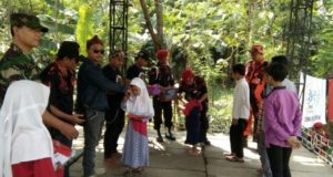 HUT Bumi Slankers Deklarasikan Cirebon Aman