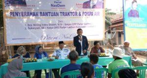 Jelang Pilbup Cirebon, Nasdem Geber Program Unggulan untuk Masyarakat