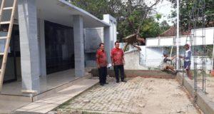 """Cigobangwangi """"Sulap"""" Kantor Desa Dengan Banprov Jabar"""