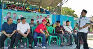 30 Tim Pesantren Rebut Tropy Ridwan Kamil di Liga Santri Nusantara