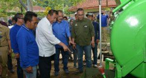 Mesin Awal-Akhir, Teknologi Pengolah Sampah Hasil Karya Warga Ecovillage Baraya