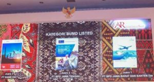 bank bjb Raih Juara 1 Annual Report Award 2016