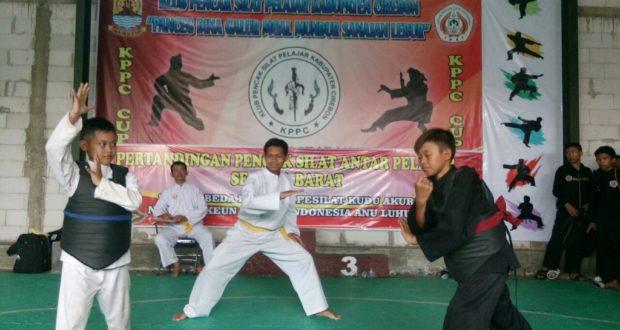 KPPC Cup Tingkat Jabar, Sukses Lahirkan Bibit Jawara Silat Baru
