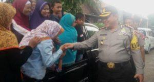 Kapolres Cirebon : Pertahankan Kondusifitas Sampai Tahapan Pilwu Selesai!