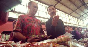 Wow!!! BPOM Jabar Temukan Makanan Berbahaya di Pasar Palimanan