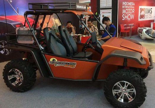 Mobil Buatan Anak Bangsa Ini Dibandrol Berkisar Rp 60 Juta