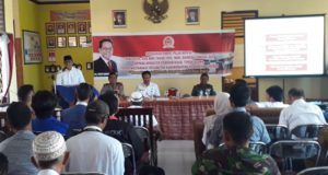 Anggota DPR-RI Yoseph Umarhadi Sampaikan Kabar Baik Infrastruktur Di Cirebon Timur