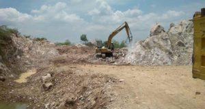 Diduga Bodong, Galian C Di Gempol Sudah Beroperasi 3 Tahun