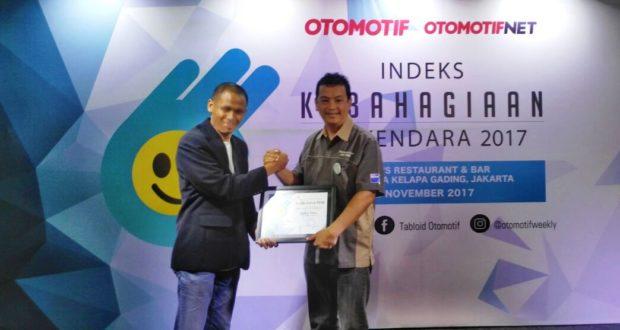 PT SIS Raih Tiga Penghargaan Kategori IKB 2017