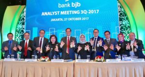 Baru Triwulan III 2017, Total Aset bank bjb Sudah Tembus Rp 114,2 Triliun