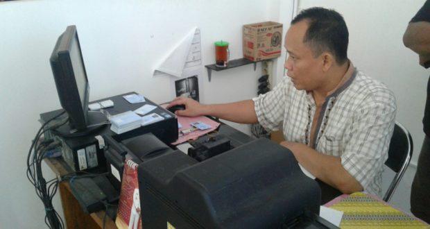Stok Blanko e-KTP Disdukcapil Kab Cirebon Mencukupi