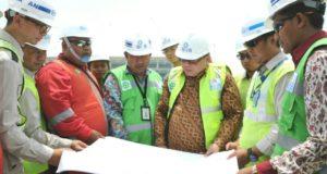 Desember, Pembangunan Akses Jalan Non-tol Menuju Bandara Kertajati Dimulai