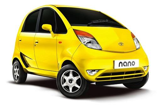 Dibandrol Cuma Rp 23 Juta, Ini Loh Kelebihan Si Mobil Imut Tata Nano