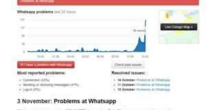 WhatsApp Anda Bermasalah? Ini Penyebabnya