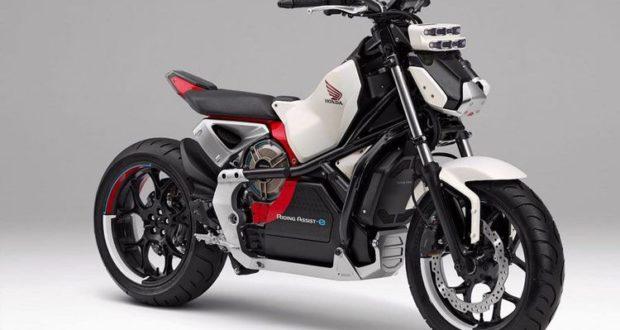 """Keren! Honda Launching Motor """"Anti Jatuh"""""""
