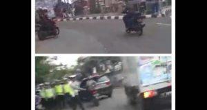 Polres Cirebon Kota Gelar Razia Dekat Tikungan, Begini Keluh Pengendara