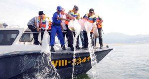 "Perbaiki Kualitas Pasokan Air, Aher Ingin Waduk di Jabar ""Zero Keramba"""