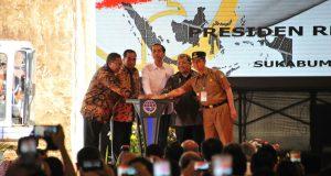 Jalur Rel Ganda KA Bogor – Sukabumi Resmi Dibangun