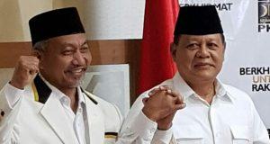PKS Umumkan Sudrajat-Syaikhu untuk Pilkada Jabar