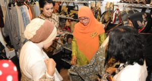 Lifestyle Baru Ala Netty Heryawan, Serba Produk Lokal