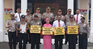 Empat Personil Polres Cirebon Kota Dapat Umroh Gratis Karena Ini
