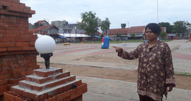 Proyek Alun-alun Ciledug, Dibiarkan Mangkrak Oleh Pemborong