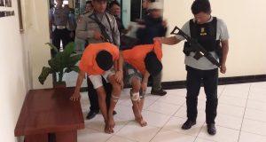 Dua Pelaku 365 Asal Lampung di Dor Kakinya