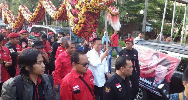 Cagub Jabar, Kang Hasan: Seluruh Warga Jabar Harus Menjaga Perdamaian dan Sejahtera