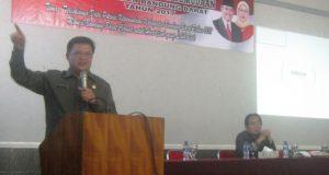 Aseng Junaidi, Calon Plt Sekda Bandung Barat