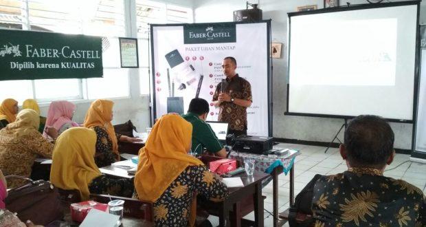 Dukung Kelulusan UN, Faber Castell Helat Workshop Guru