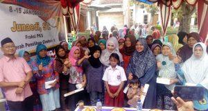 Santy Bakal Perjuangkan Hak-hak Perempuan