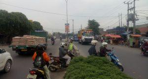Bripka Sutarto: Soal Kemacetan Serta Infrastruktur JalanPerlu Adanya Campur Tangan Pemerintah Dan Dinas Terkait