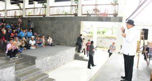 Demiz Apresiasi Geliat Seni Kaum Muda di Sukabumi