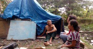 Miris, Lokasinya Gak Jauh Dari Rumah Bupati, Suhud Hidup Serba Tak Layak