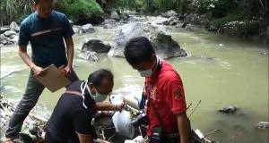 Warga Leuwihalang Digegerkan Mayat Bayi di Pinggir Sungai