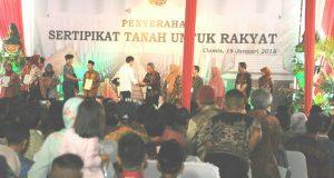 Gubernur Aher Dampingi Jokowi Kunjungan di Jabar