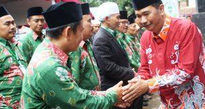 MTQ VI KBB, Dibuka Sekda Bandung Barat, Maman S. Sunjaya
